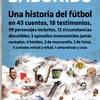 """Logo Pedro Saborido Presentan el libro """"Una historia del fútbol"""" en el café con rey"""