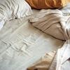 Logo #OverUnder: Hacer la cama TODOS LOS DÍAS.