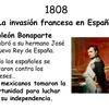 Logo #Historia: Napoleón apresa al Rey de España
