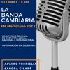 """Logo @Lozano_Claudio presento su libro """"La deuda ilegítima"""" #Entrevista #LaBandaCambiaria @sandracicare"""
