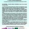 Logo Paso por SalitaRoja Agustina Villagra, presidenta del C E del ISFD 82
