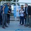 Logo #TDyTR | Entrevista a Jaime Perczyk Rector de la UNAHUR sobre la inauguración del playón Deportivo