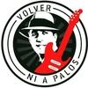 """Logo @VolverNiAPalos T.2018 / Programa 13: Astor Piazzolla y tres versiones de """"Fuga y Misterio"""""""
