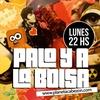 Logo Palo y a la Bolsa, 30.05.2016