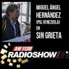 Logo Miguel Ángel Hernández: Venezuela y la Izquierda, Partido Socialismo y Libertad UIT-CI