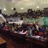 """Logo Antonio Tesolini: """"Hay una crisis en el sistema municipal y provincial para el acogimiento de niños"""""""