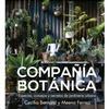 Logo Un jardín en la palma de tu mano. Compañía Botánica: Especies, consejos y secretos de jardinería