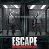 """Logo Cine por @manzottipablo - """"Escape Imposible"""" con Stallone y Schwarzenegger"""