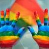 Logo Día Internacional contra la Homolesbotransbifobia (odio)