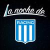 Logo La Noche de Racing 22.03.2018
