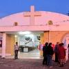 Logo Rinden honor a San Benito en su día litúrgico