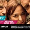 Logo Antes, del disco MINIMALES, de Mariana Kesselman, Federico Mizrahi y Pablo Green en La mañana de VH