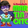 Logo #Martincito y su carta de Despedida a Scioli