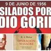 Logo 9 de junio. A 63 años de los fusilamientos. La voz de los sobrevivientes y el recuerdo de los caídos
