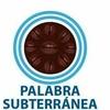 Logo Palabra Subterránea con el Caballero Nocurno.