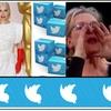 Logo Oscar 2014 vs Oscar 2015: ¿menos tweets pero más memes?