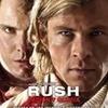 """Logo Cine """"Rush - Pasión y Gloria"""" por @manzottipablo"""