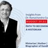 Logo 39.01 Ramachandra Guha - Path to becoming a Historian
