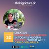 Logo Creative Marketing Strategies in Today's Modern Business World with Carlo Villarica