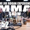 Logo JRE MMA Show #52 with Michael Bisping