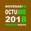Logo Novedades Octubre 2018 - Primera Parte