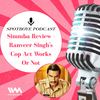 Logo Simmba Review | Ranveer Singh's Cop Act Works Or Not