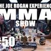 Logo JRE MMA Show #50 with Yves Edwards