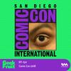 Logo Comic Con 2018