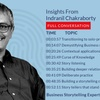 Logo 37.00 Indranil Chakraborty - The full conversation