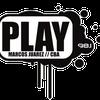 Logo Nico Pagliaroli en el Acústico Play 03/10/2014