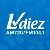 Logo LV Diez - Mendoza - VER https://radiocut.fm/radiostation/lv10/