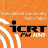 Logo ICRT - International Community Radio Taipei