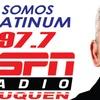 Logo ESPN Platinum Neuquen
