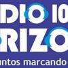 Logo Saludo de Alfredo en Radio Horizonte de Gualeguaychu