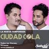 Logo #CiudadCola con @CexarAntonio, @Luiste_Luiste, Fabián y Joshua de RuPaul Drag Race Chile; 11 de enero de 2019