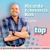 logo Top 104.9 - Ricardo Echeverría Roa