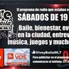 Logo Vive y Baila. 1ª Bloque - Tercer programa. Sàbado 24/9