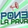 logo Poné la Pava