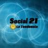logo SOCIAL 21 - LA TENDENCIA