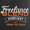 Logo Freelance Blend Podcast