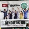 Logo  Melina Masnatta columnista en Benditos 90. Escuchá FM Milenium  viernes 22 a 24 horas