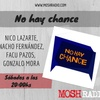 logo No hay chance