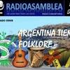 logo Argentina Tiene Folklore