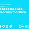Logo #EspecialesLU14 Carlos Vargas - Angeles Caidos #5