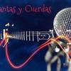 Logo Programa 10/09 Gargantas y Cuerdas