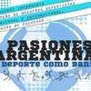 Logo Propaganda The Beats - Gran Rex en Pasiones Argentinas