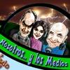 Logo NOsotros... y los Medios Nº 283: MIchetti, Gremios y ¡¡¡Pedro Saborido!!! Imperdible, caramba
