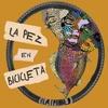 logo LA PEZ EN BICICLETA