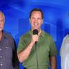 logo Austin's Morning News with Mark, Ed, and Sgt. Sam