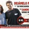 """Logo Roberto Salvarezza """"Barañao no es de nadie, es de Barañao"""""""